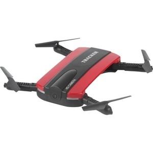 цена на Радиоуправляемый квадрокоптер Jin Xing Da Tracker (Селфи дрон удержание высоты-барометр)
