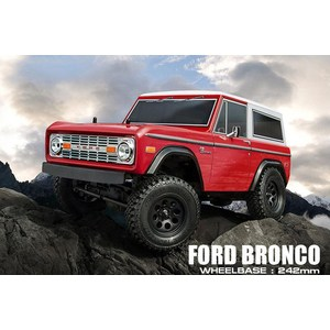 Радиоуправляемый трофи MST FORD Bronco 4WD KIT масштаб 1:10 2.4G bronco velaria feria de durango