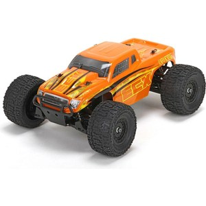 цена на Радиоуправляемый монстр ECX Ruckus 4WD RTR масштаб 1:18 2.4G
