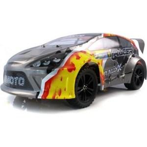 Модель раллийного автомобиля Himoto E10XR 4WD RTR масштаб 1:10 2.4G модель раллийного автомобиля traxxas ford gt 4wd rtr масштаб 1 10 2 4g