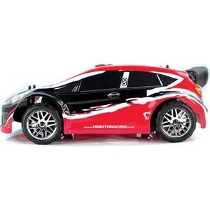 Модель раллийного автомобиля Himoto Rally X10BL 4WD RTR масштаб 1:10 2.4G himoto exr 16 4wd 2 4ghz