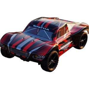 Радиоуправляемый шорт-корс трак Himoto Spatha 4WD RTR масштаб 1:10 2.4G - Hi