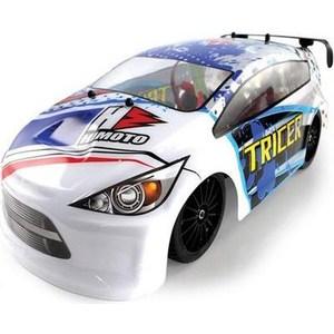 цена на Модель шоссейного автомобиля Himoto Tricer 4WD RTR масштаб 1:18 2.4G