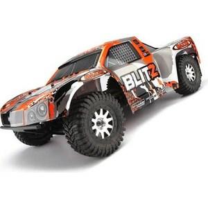 Радиоуправляемый шорт-корс трак HPI Blitz Skorpion 2WD RTR масштаб 1:10 2.4G