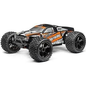 Радиоуправляемый монстр HPI Bullet ST 3.0 4WD RTR масштаб 1:10 2.4G - HPI-110660 модель шоссейного автомобиля hpi racing micro rs4 ford fiesta st rx43 2015 ken block 4wd rtr масштаб 1 18 2 4g