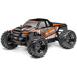 Радиоуправляемый монстр HPI Racing Bullet MT 3.0 4WD RTR масштаб 1:10 2.4G радиоуправляемый монстр bsd racing bs503t 4wd rtr масштаб 1 6 2 4g