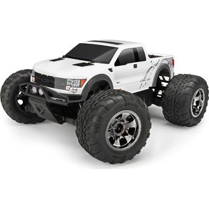 Радиоуправляемый монстр HPI Racing Savage XS Flux Ford SVT Raptor BL 4WD RTR масштаб 1:12 2.4G цена
