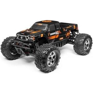 Радиоуправляемый монстр HPI Racing SAVAGE XL FLUX 4WD RTR масштаб 1:8 2.4G радиоуправляемый монстр bsd racing bs503t 4wd rtr масштаб 1 6 2 4g