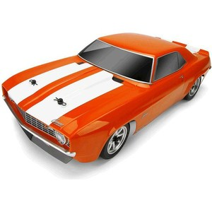 Модель шоссейного автомобиля HPI Racing Sprint 2 Sport 1969 Chevrolet Camaro 4WD RTR масштаб 1:10 2.4G модель шоссейного автомобиля traxxas xo 1 electric supercar 4wd rtr масштаб 1 7 2 4g