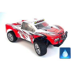 все цены на Радиоуправляемый шорт-корс трак HSP Destrier EP TOP 4WD RTR масштаб 1:10 2.4G онлайн