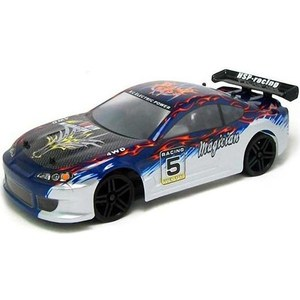 Модель шоссейного автомобиля HSP Magician Pro 4WD RTR масштаб 1:18 2.4G модель шоссейного автомобиля traxxas xo 1 electric supercar 4wd rtr масштаб 1 7 2 4g