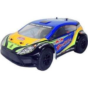 Модель раллийного автомобиля HSP Reptile 4WD RTR масштаб 1:18 2.4G