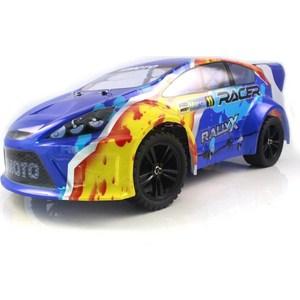 Модель раллийного автомобиля Iron Track Rally 4WD RTR масштаб 1:10 2.4G модель раллийного автомобиля traxxas ford gt 4wd rtr масштаб 1 10 2 4g