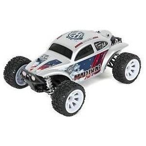 Радиоуправляемый багги Kyosho EP Mad Bug VEi T3 4WD RTR масштаб 1:10 2.4G kyosho inferno gt2