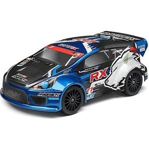 Модель раллийного автомобиля Maverick Ion RX 4WD RTR масштаб 1:18 2.4G