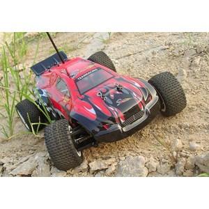 Радиоуправляемый трагги Sinohobby Mini Viper Truggy 4WD RTR масштаб 1:18 2.4G