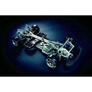 Комплект для сборки модели дрифта MST FS-01D 4WD Kit масштаб 1:10 2.4G