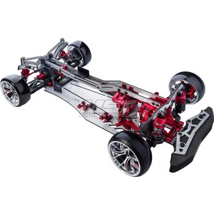 Комплект для сборки модели дрифта MST FXX-D VIP FRM Red 2WD Kit масштаб 1:10 2.4G