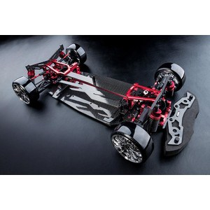 Комплект для сборки модели дрифта MST XXX-D VIP Red 4WD KIT масштаб 1:10 2.4G