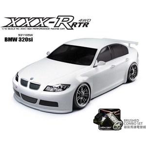 Модель шоссейного автомобиля MST XXX-R BMW 320si 4WD RTR масштаб 1:10 2.4G