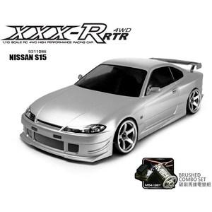 Модель шоссейного автомобиля MST XXX-R NISSAN S15 4WD RTR масштаб 1:10 2.4G модель шоссейного автомобиля traxxas xo 1 electric supercar 4wd rtr масштаб 1 7 2 4g