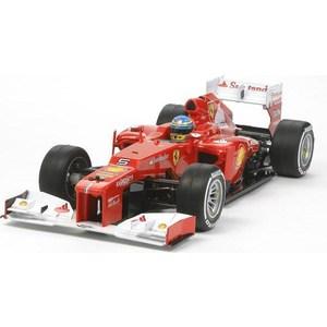 Модель раллийного автомобиля Tamiya Ferrari F2012 2WD RTR масштаб 1:10 2.4G