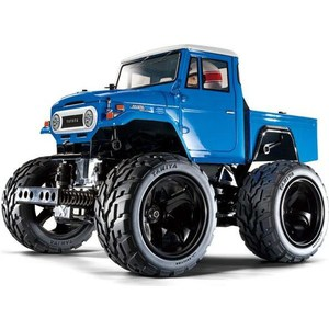 Радиоуправляемый внедорожник Tamiya XB Toyota LC40 Pick-Up wheelie ARR масштаб 1:10 2.4G d25mm pick up magnet silver