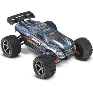 Радиоуправляемый внедорожник TRAXXAS E-Revo 4WD RTR масштаб 1:16 2.4G hot racing traxxas 1 16 e revo summit aluminum wing mount rc car upgrade parts new