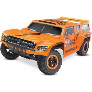 Радиоуправляемый шорт-корс TRAXXAS Slash Dakar Edition (NEW Fast Charger) 2WD RTR масштаб 1:10 2.4G автокресло recaro optiafix dakar sand