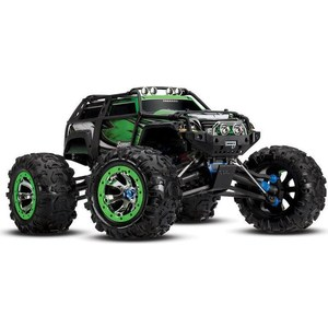 Радиоуправляемый монстр TRAXXAS Summit TQi Ready to Bluetooth Module 4WD ARR масштаб 1:10 2.4G