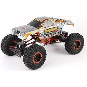 Радиоуправляемый краулер Remo Hobby Mountain Lion Xtreme 4WD+4WS RTR масштаб 1:10 2.4G радиоуправляемый краулер jd rtr 4wd масштаб 1 18 2 4g 699 91