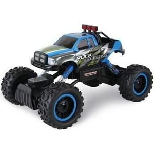 Радиоуправляемый краулер Huang Bo Rock Crawler HuangBo Toys 4WD RTR 2.4G