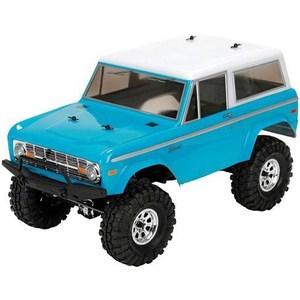 Радиоуправляемый краулер Vaterra Ford Bronco Ascender 4WD RTR масштаб 1:10 2.4G camp зажим pilot ascender handle left голубой