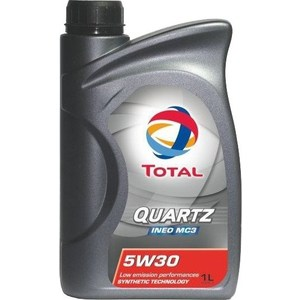 Моторное масло TOTAL Quartz INEO MC3 5W-30 1 л