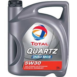 Моторное масло TOTAL Quartz INEO MC3 5W-30 4 л