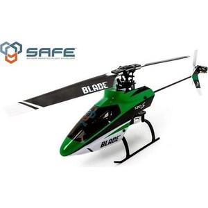 Радиоуправляемый вертолет Blade 120 S (технология SAFE) RTF 2.4G радиоуправляемый самолет hobbyzone delta ray технология safe