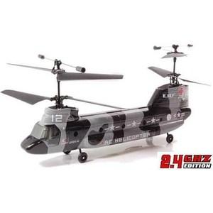 Радиоуправляемый вертолет E-sky Chinook Tandem 2.4Ghz - 2328 радиоуправляемый вертолет e sky honey bee v2 2 4g