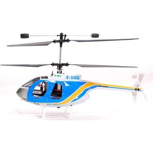 Радиоуправляемый вертолет E-sky E-500 35Mhz радиоуправляемый вертолет e sky ec 130 hunter 2 4g