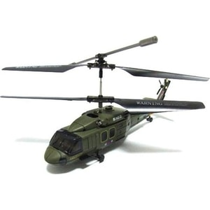Радиоуправляемый вертолет Syma Black Hawk UH-60 Gyro 3CH ИК-управление