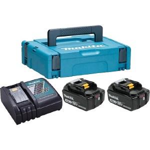 Набор аккумуляторов и зарядное устройство Makita 198310-8