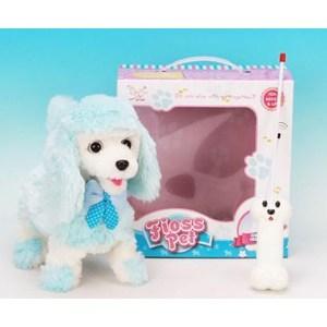 Радиоуправляемая плюшевая собака Create Toys Пудель Nanyang