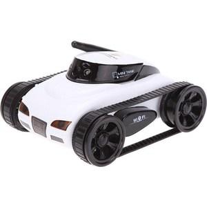 Радиоуправляемый мини танк-шпион Happy Cow iSpy с камерой WiFi