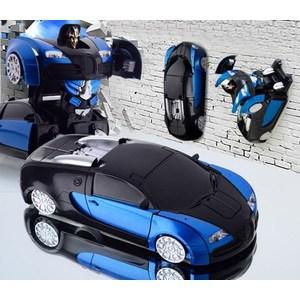 Радиоуправляемый трансформер MZ Model Bugatti Veyron 1:24