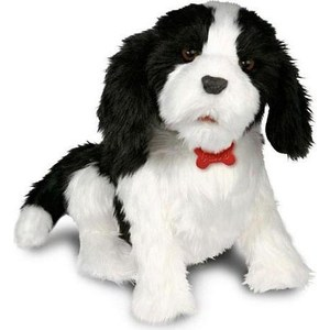 Робот-собака WowWee Ltd Alive Perfect Puppy Bella