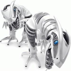 Радиоуправляемый динобот WowWee Ltd Robotics RoboRaptor ИК-управление