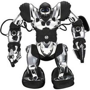 Интерактивный робот WowWee Ltd Robotics Robosapien Silver