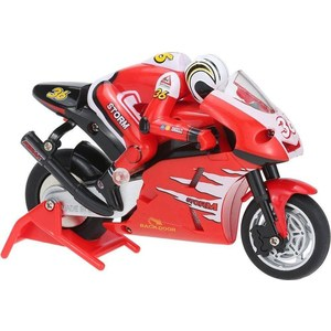 Радиоуправляемый мотоцикл Create Toys 8012
