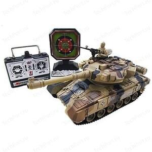 Радиоуправляемый танк с мишенью HouseHold Т90