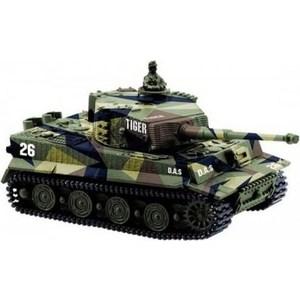 Радиоуправляемый танк Great Wall Toys German Tiger I масштаб 1:72 27Mhz