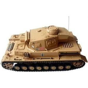 Радиоуправляемый танк Heng Long DAK Panzerkampfwagen IV Ausf F-1 масштаб 1:16 40Mhz rmf rm 5001 1 35 tiger i pz kpfw vi ausf e sd kfz 181 plastic model kit